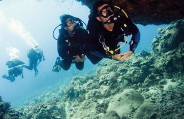 cavern-diver