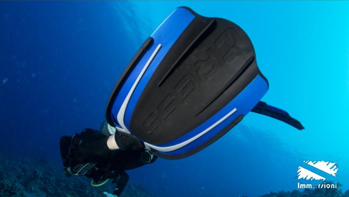 Nadadeira pé de pato cressi